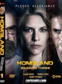 Homeland: The Yoga Play 3×05