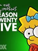 Los Simpson: The Yellow Badge of Cowardge 25×22