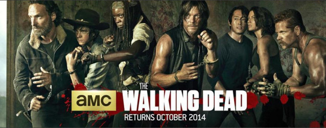 Un póster avance de la 5ª Temporada de 'The Walking dead'