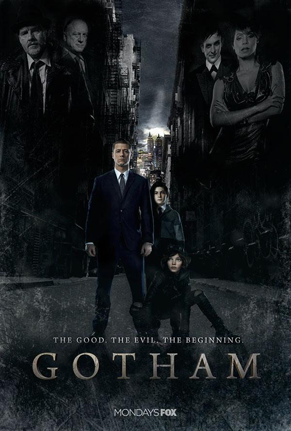 Gotham selina kyle 1 02 seriesmix Gotham temporada 3 espanol