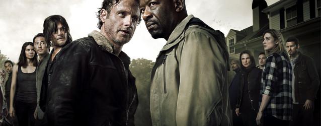 Tráiler y poster de la temporada 6 de the walking dead