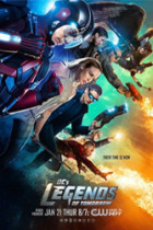 Legends of Tomorrow: Night of the Hawk 1×08