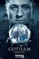 Gotham: Mad City: Red Queen 3×07