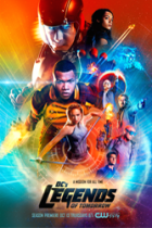 Legends of Tomorrow: Out of Time 2×01